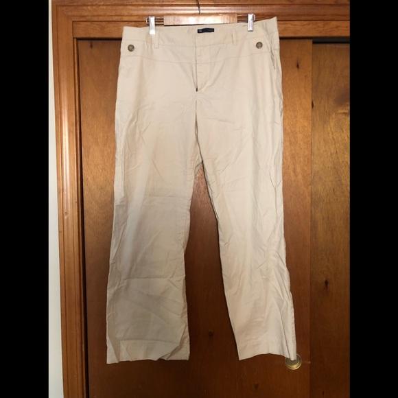 GAP Pants - GAP wide leg pants